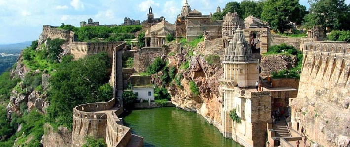 chittorgarh tourist places