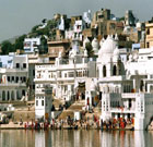 golden triangle udaipur pushkar tour