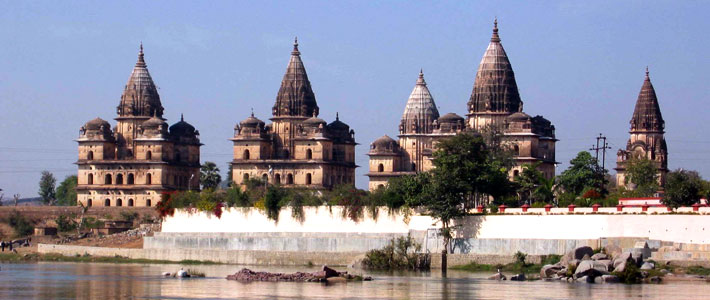 orchha tourist places
