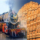Same Day Jaipur Tour by Train