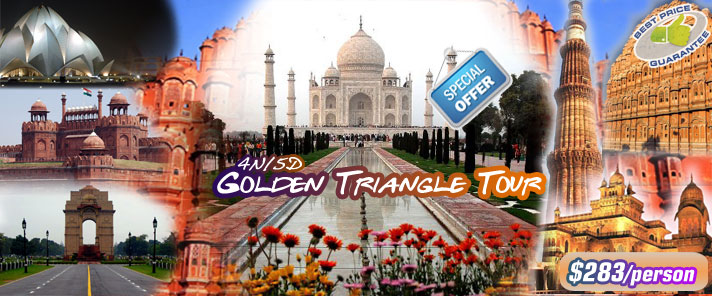 Golden Triangle Tour
