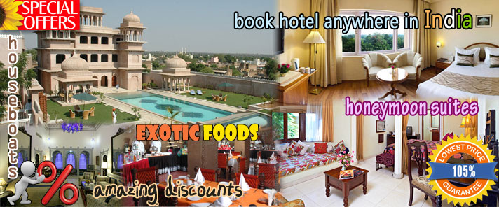 Hotels in India